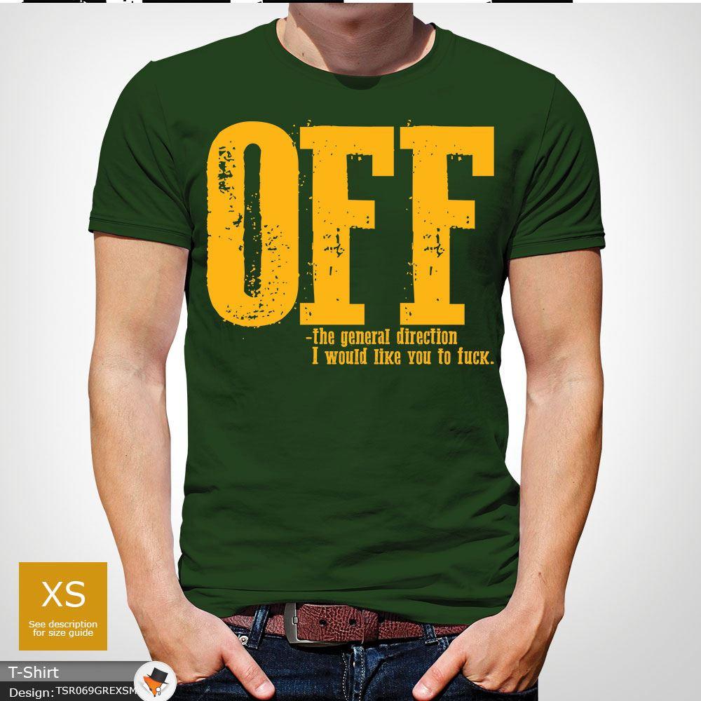 F-ck-Off-T-Shirt-Funny-Mens-Explicit-Adult-Rude-Swear-Teenager-Xmas-Gift-Black thumbnail 16