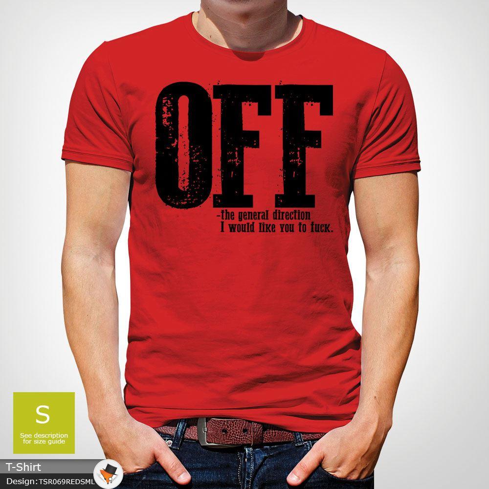 F-ck-Off-T-Shirt-Funny-Mens-Explicit-Adult-Rude-Swear-Teenager-Xmas-Gift-Black thumbnail 33