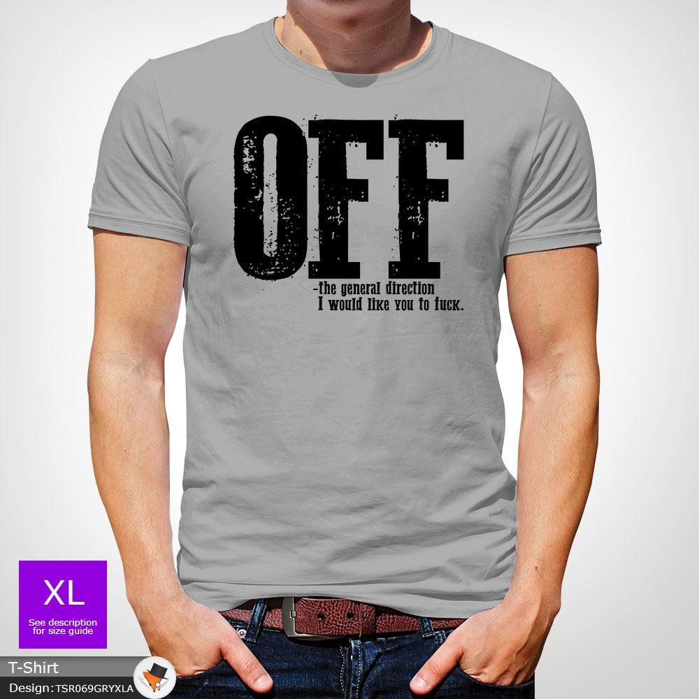 F-ck-Off-T-Shirt-Funny-Mens-Explicit-Adult-Rude-Swear-Teenager-Xmas-Gift-Black thumbnail 28