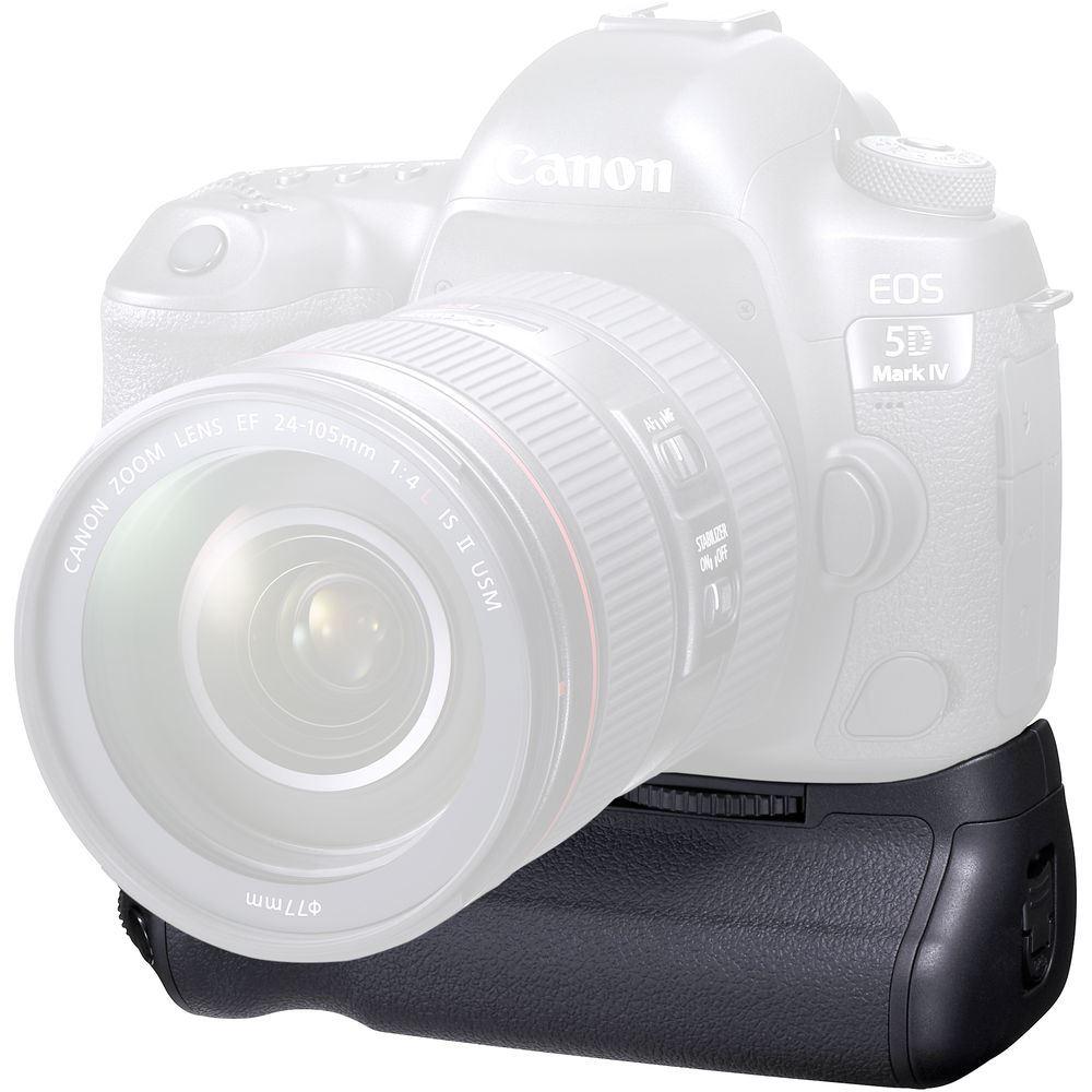 Canon Eos 5d Mark Iv Mk4 Dslr Camera Body Only With Bg E20 4 Battery Grip
