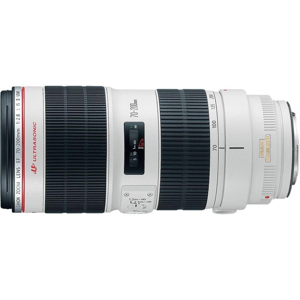 canon ef 70 200mm f 2 8l is ii usm lens ebay