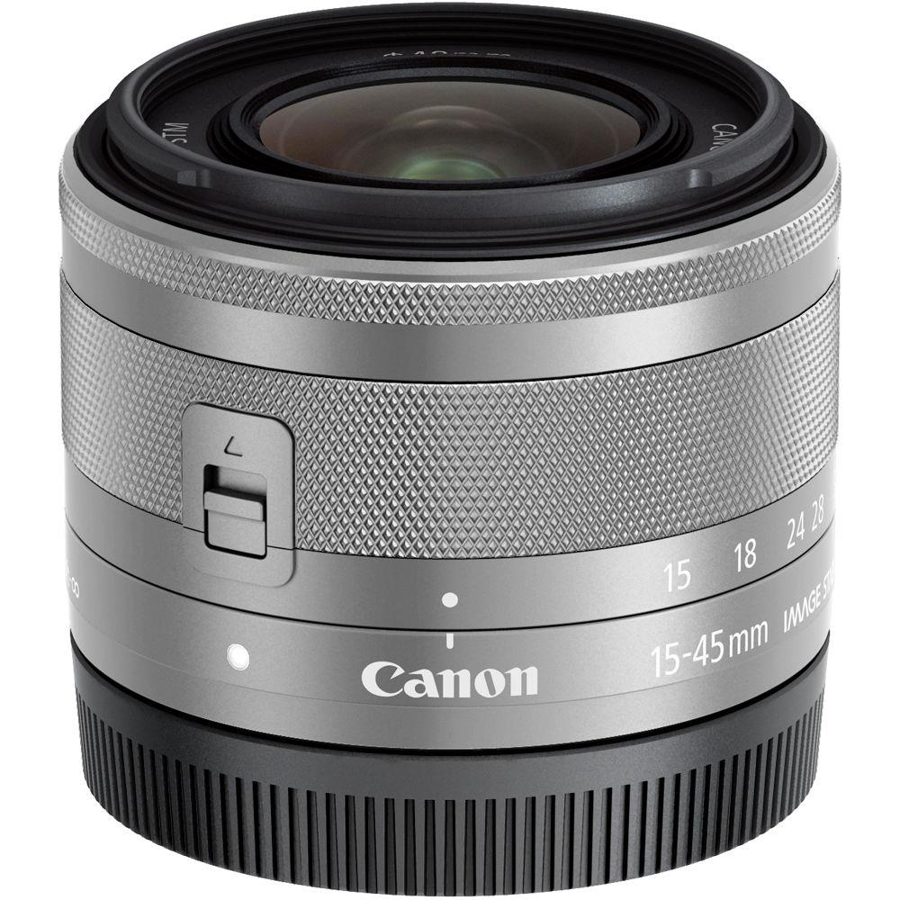 yellow Lens Cap 49mm for Canon EF-M 15-45 mm 3.5-6.3 IS STM