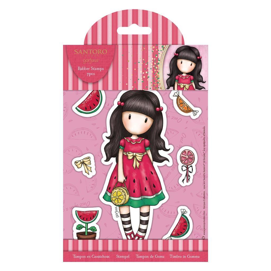 Lot de Motifs /à d/écouper A4 SANTORO Santora Gorjuss Girls Craft Collection