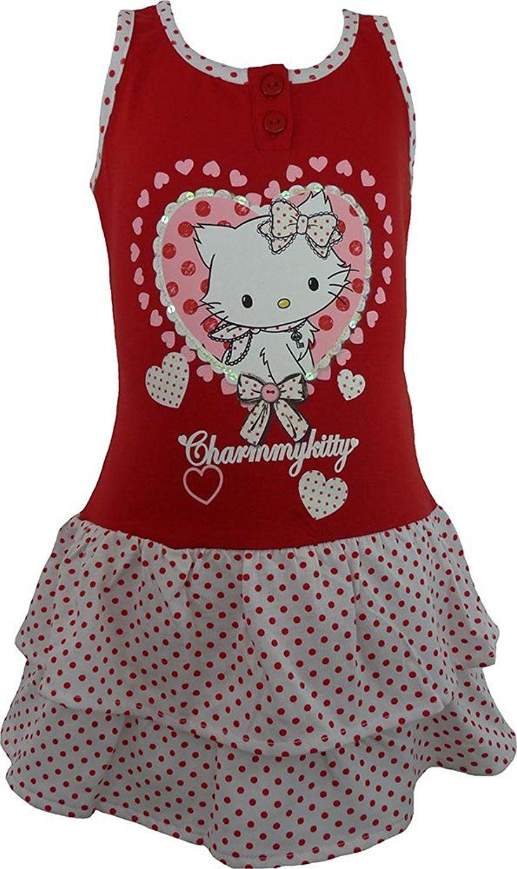 Ninas-Disney-Princess-Sofia-Frozen-Minnie-Mouse-Peppa-Pig-Hello-Kitty-Vestido