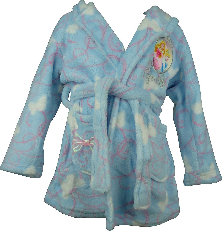 Girls Dressing Gown / Bathrobe Disney Princess Minnie Mouse Size 3 ...