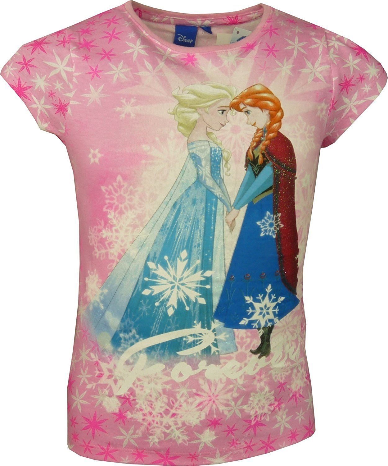 Fille-Disney-Princess-Sofia-Frozen-Minnie-Mouse-Paw-Patrol-T-shirt