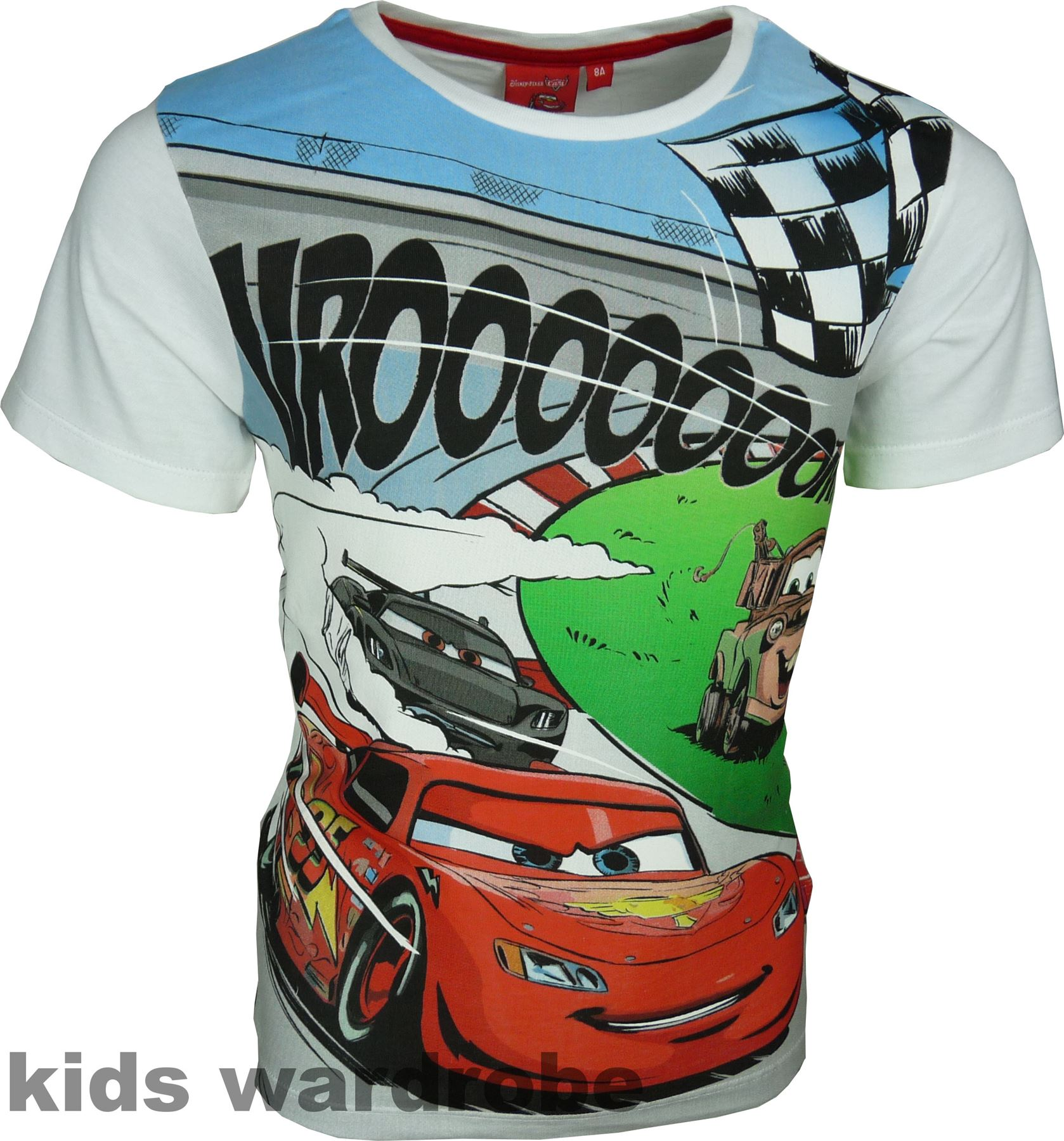 Jungen T-shirt Disney Cars Mickey Mouse Planes Minions