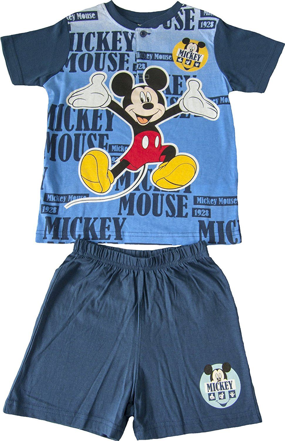 jungen disney cars mickey mouse spiderman paw patrol schlafanzug pyjama ebay. Black Bedroom Furniture Sets. Home Design Ideas