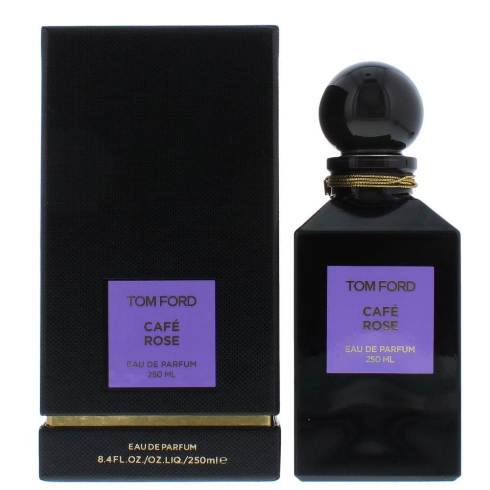 tom ford cafe rose eau de parfum decanter 250ml unisex men. Black Bedroom Furniture Sets. Home Design Ideas