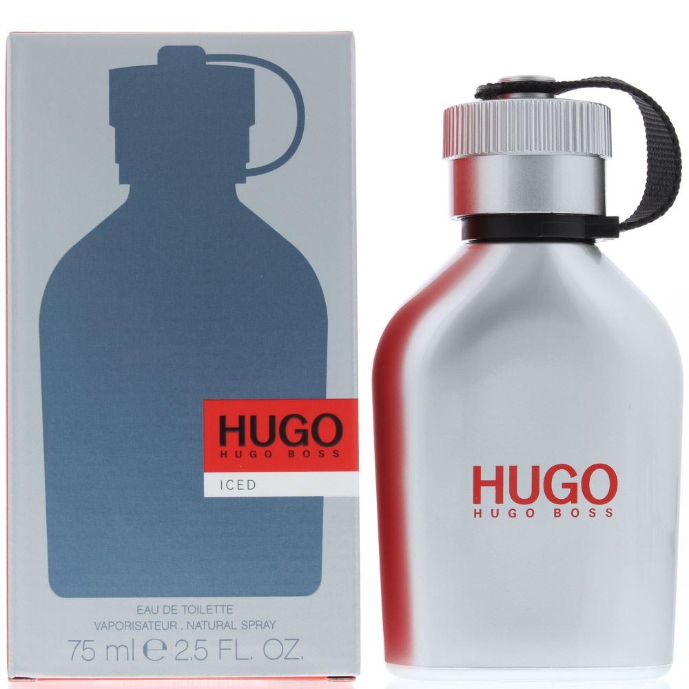 5735df390d Details about Hugo Boss Iced Eau de Toilette 75ml Spray For Him Homme -  Men's EDT New