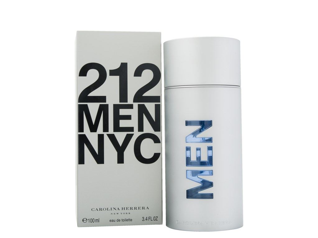 d799cd147 Carolina Herrera design house launched 212 in 1997 as a woody floral musky  fragrance for men. 212 notes consist of spices