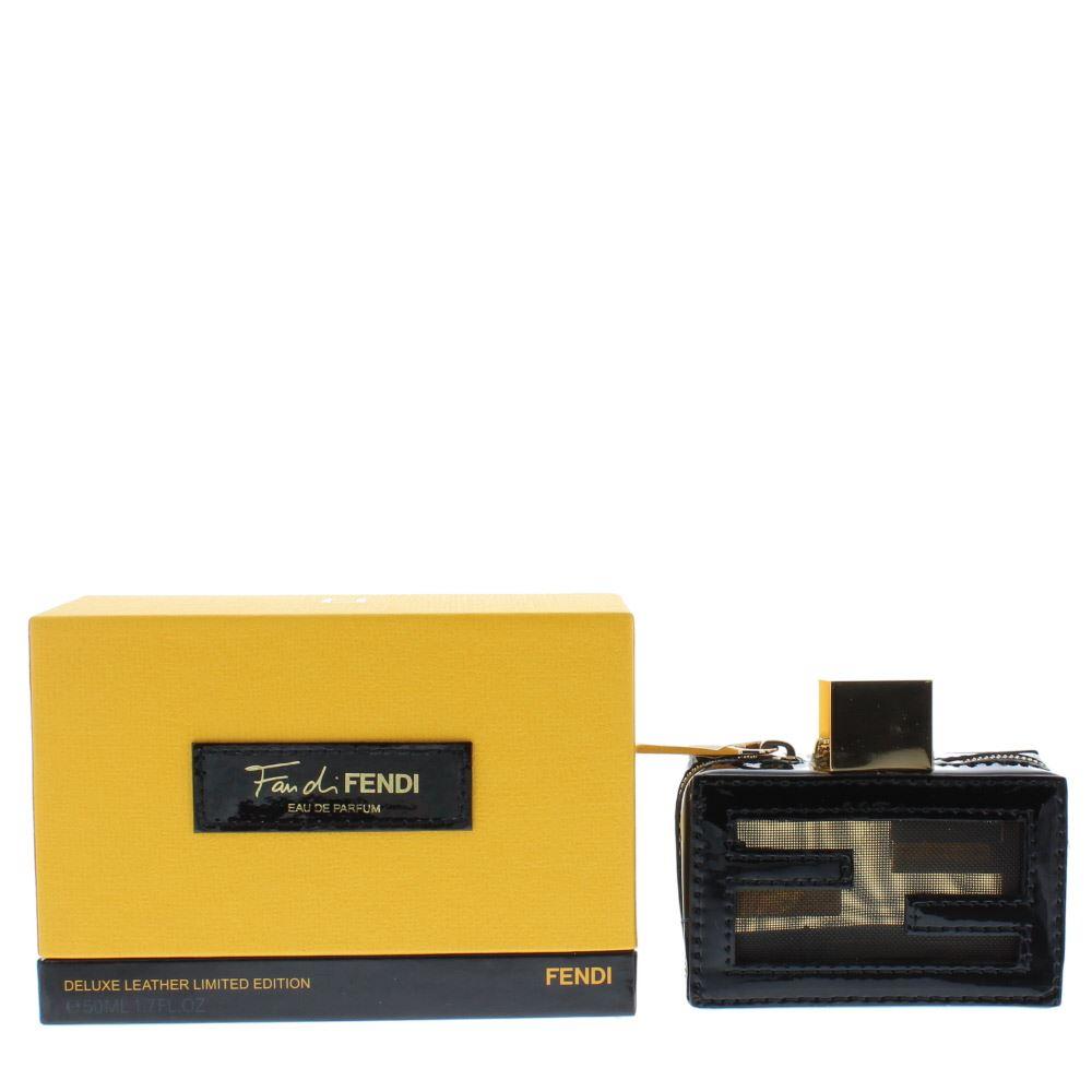 Fendi Fan Di Fendi Eau De Parfum Deluxe Leather Limited Edition 50ml