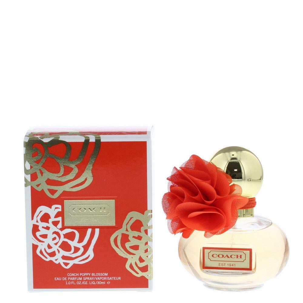 Coach Poppy Blossom Eau De Parfum 30ml Spray For Her Women Femme Edp