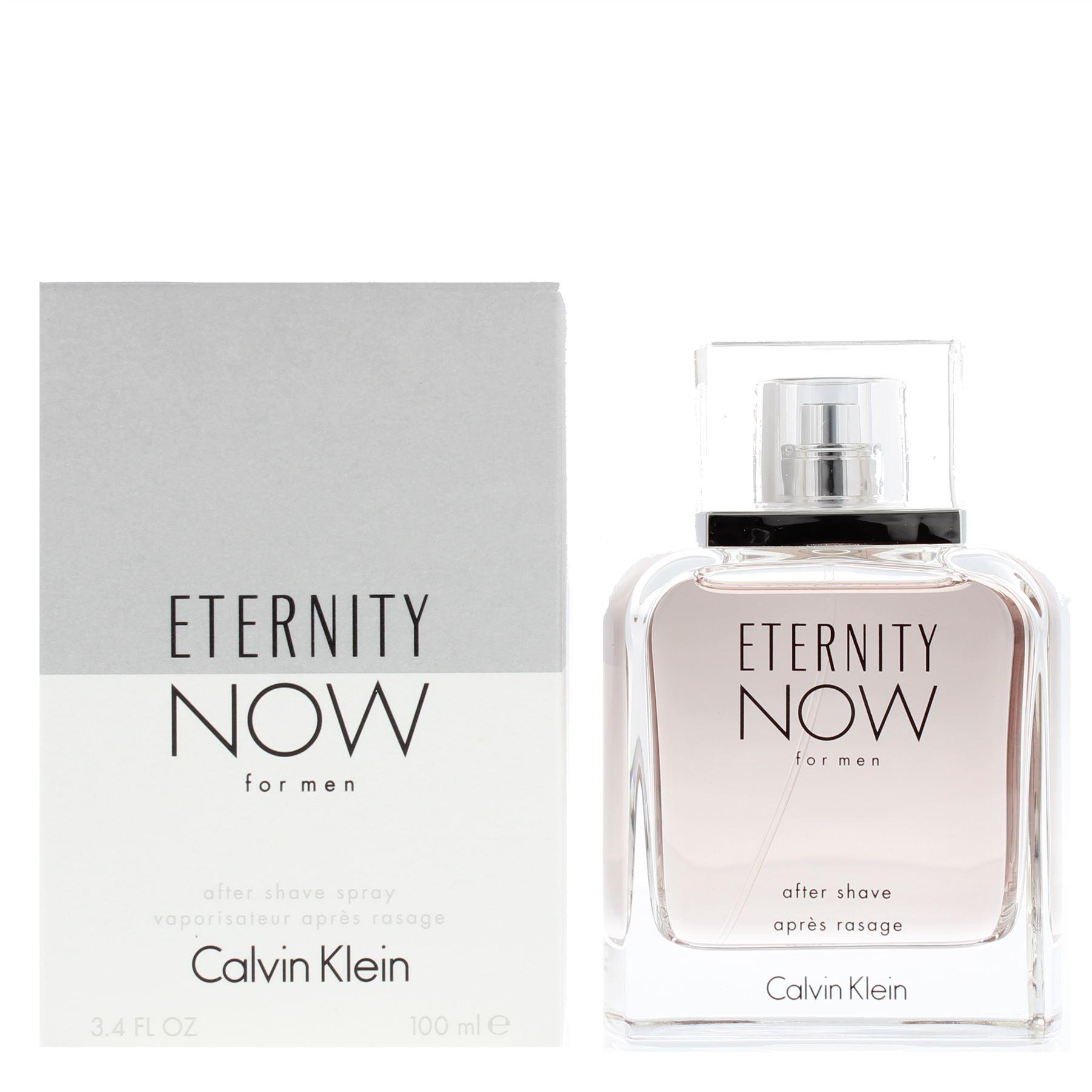 afdbd35d4 Details about Calvin Klein Eternity Now For Men After Shave 100ml Spray  NEW. Men s Aftershave