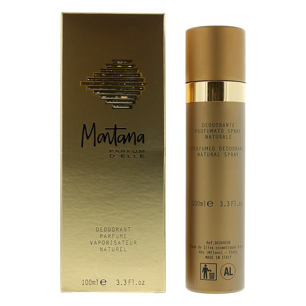 Montana Parfum D'Elle Perfumed