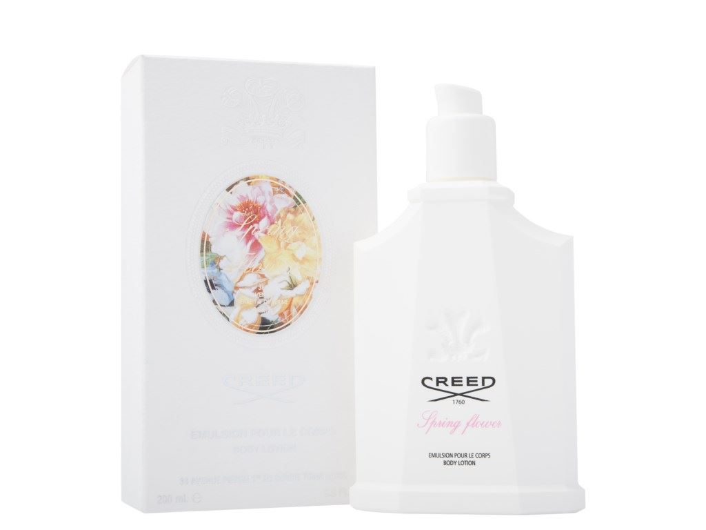 Creed Spring Flower Body Lotion 200ml For Her Moisturising Body Care
