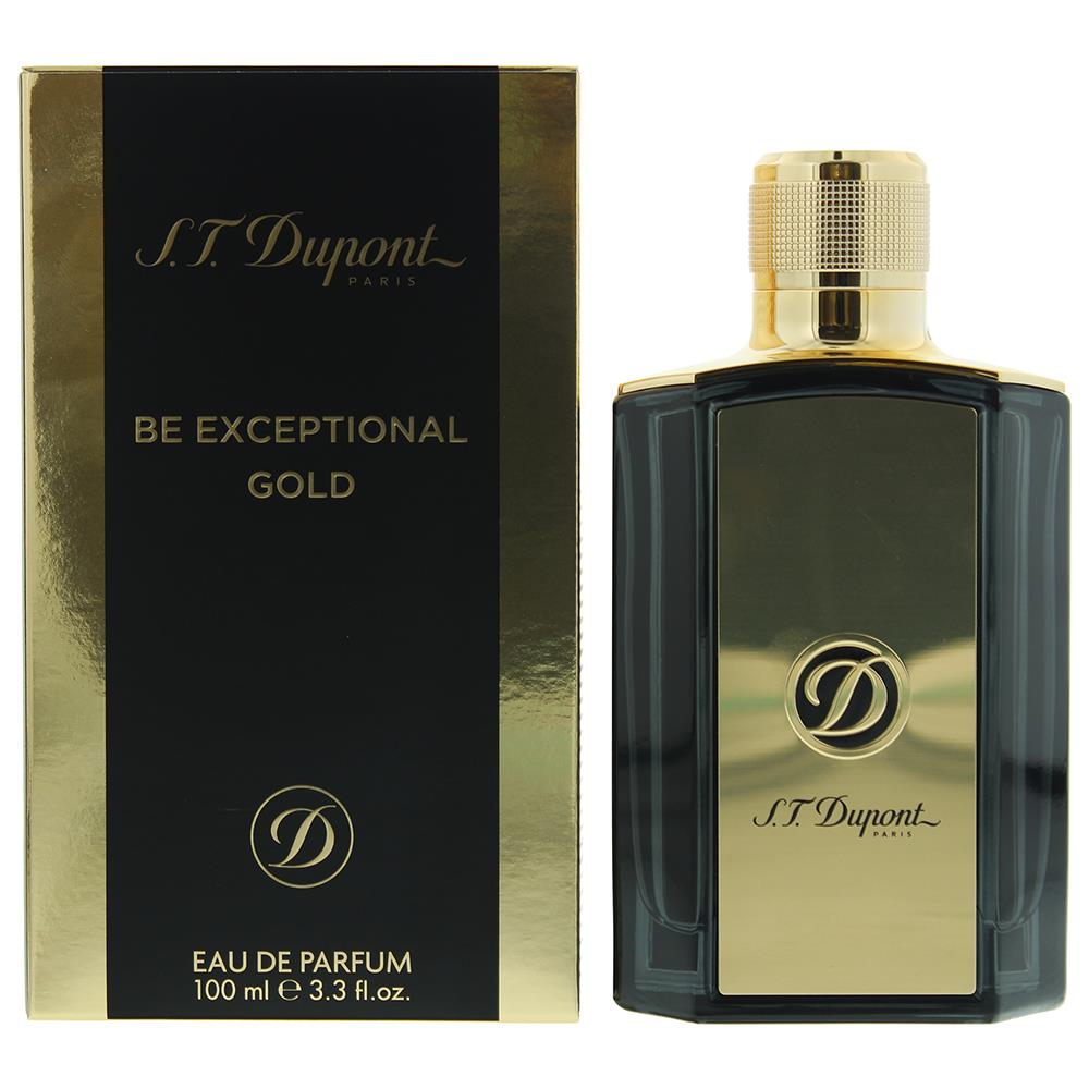 ST DUPONT Be Exceptional Gold EDP 50ml