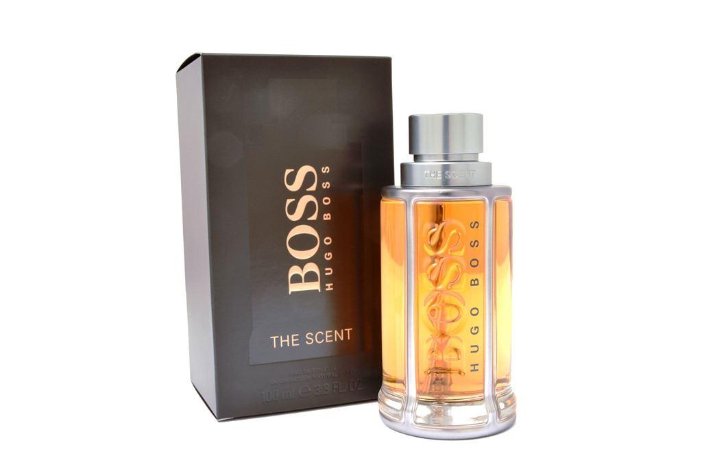 1634db8c7f Details about Hugo Boss The Scent Eau de Toilette 100ml Spray For Him Homme  Men - Mens EDT