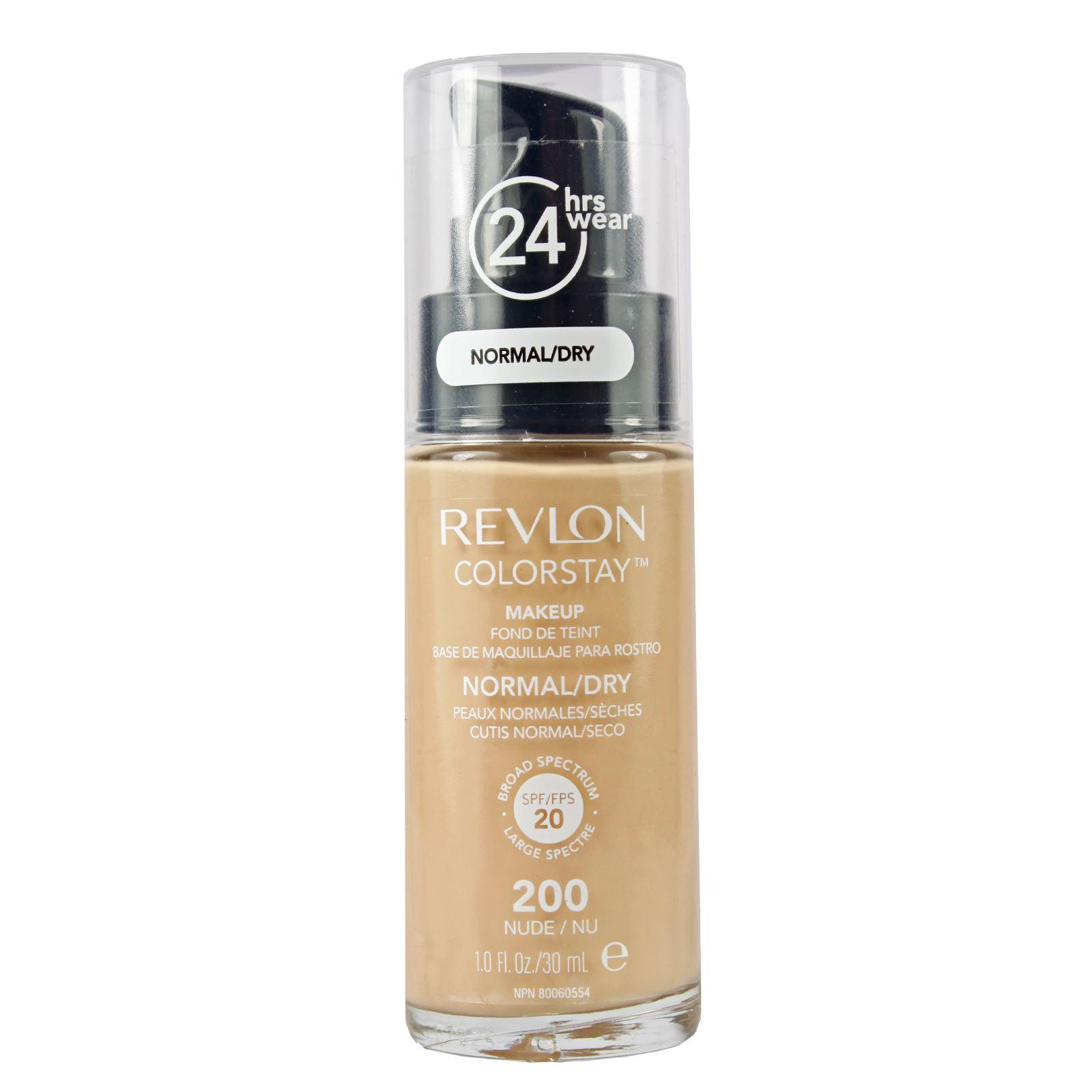 Revlon-COLORSTAY-Base-de-Cobertura-Completa-24hrs-desgaste-SPF-Maquillaje-Mate-Sin-Aceite