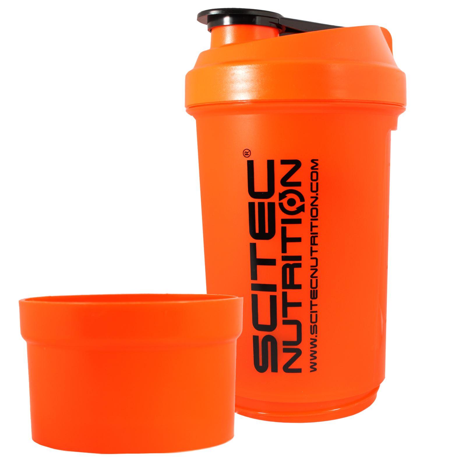 Klear Protein Shaker: Scitec Nutrition Protein Shaker Bottle 500ml Shake Mixer