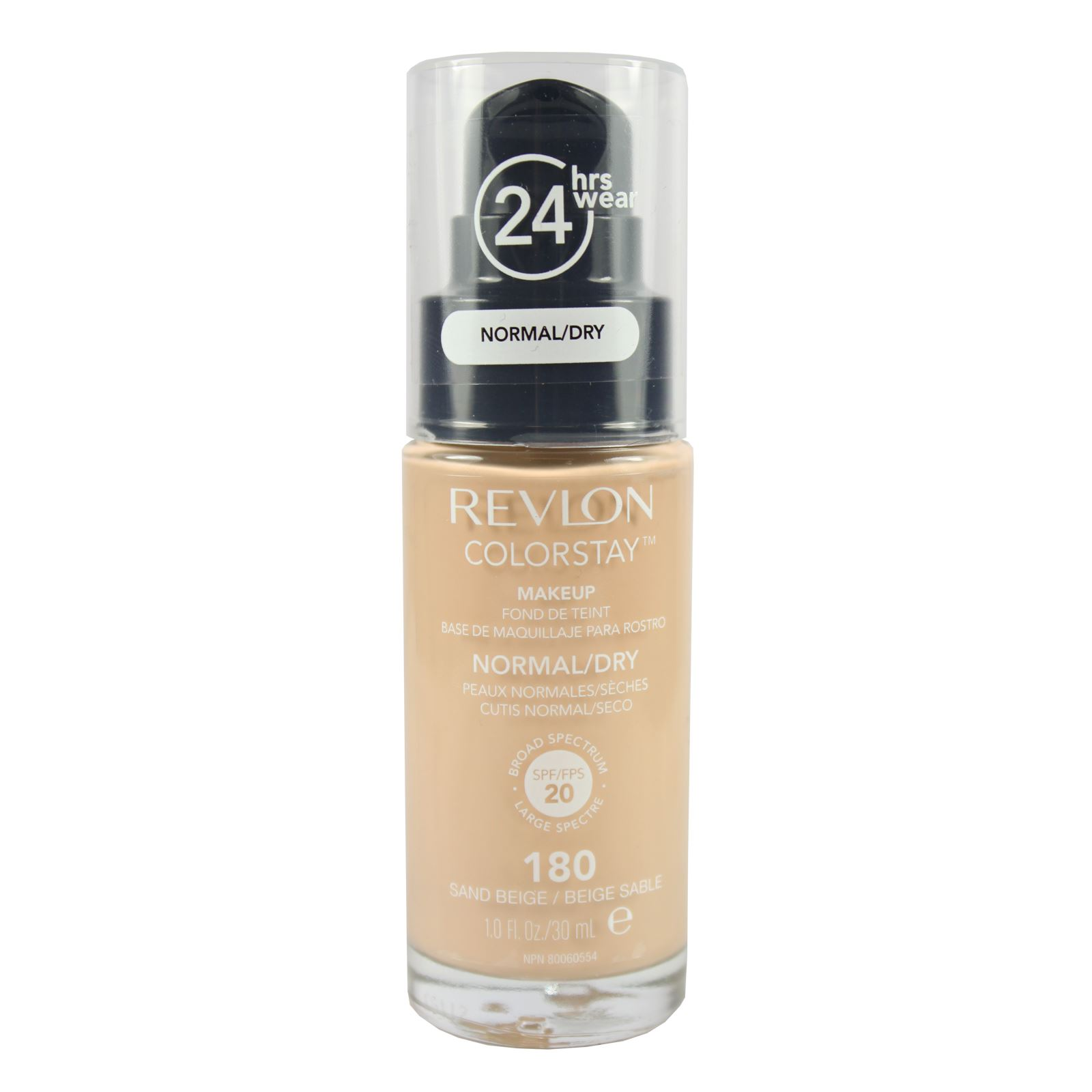 Full coverage foundation for over 40