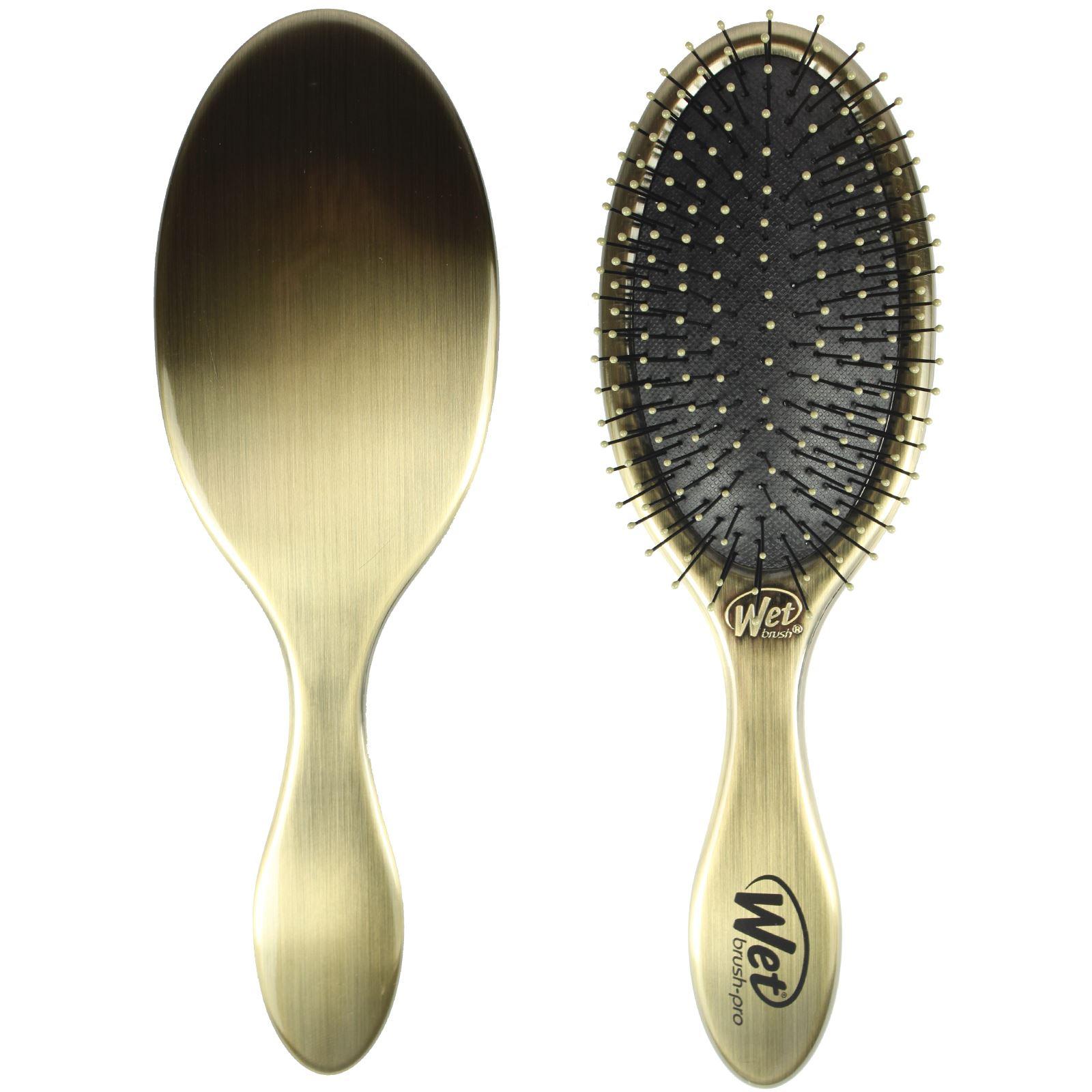 Wet Brush Pro Detangling Paddle Brush Soft Bristles Square Round