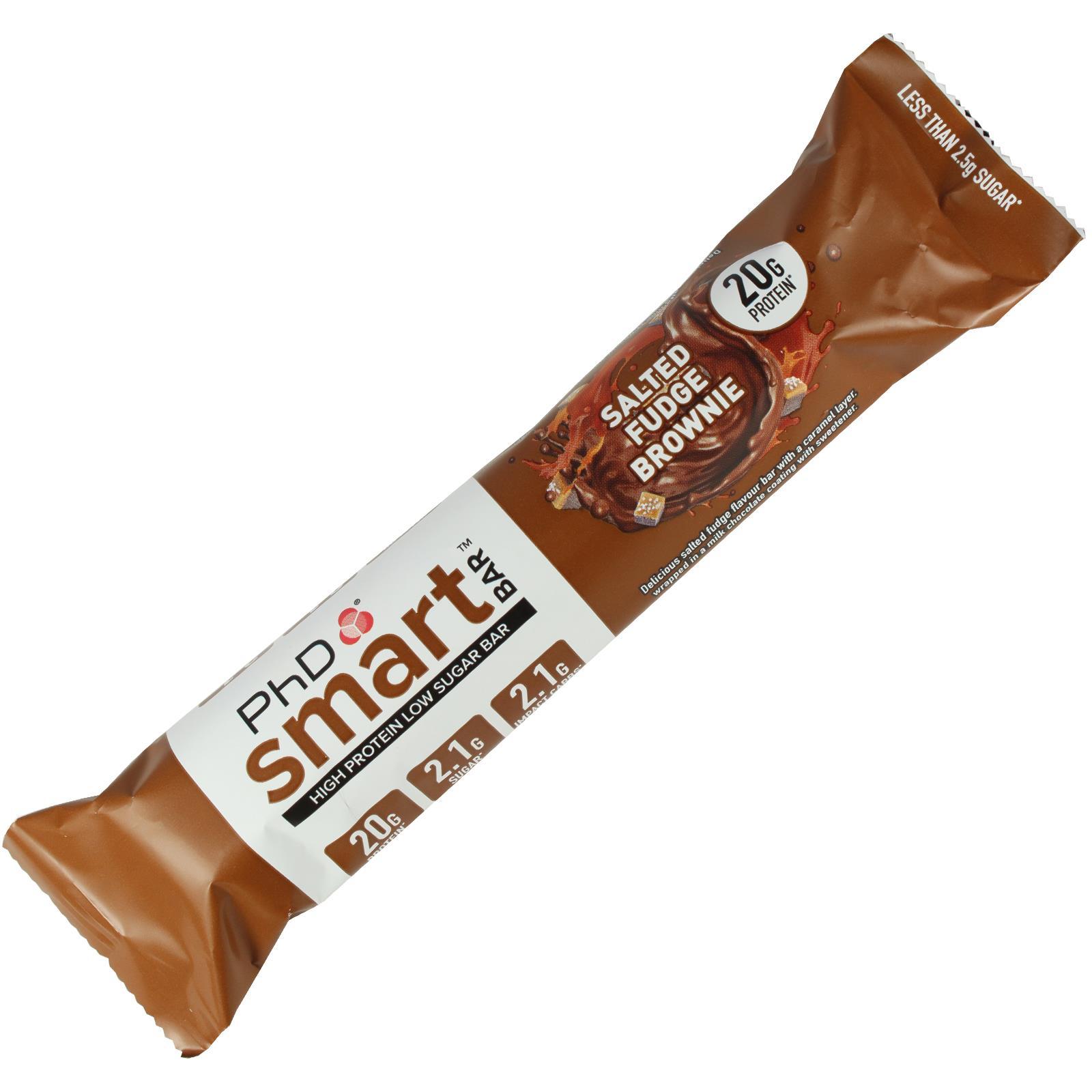 PHD-Nutrition-Box-of-12-Smart-Bar-High-Protein-Low-Sugar-Individual-amp-Mixed-Box thumbnail 17