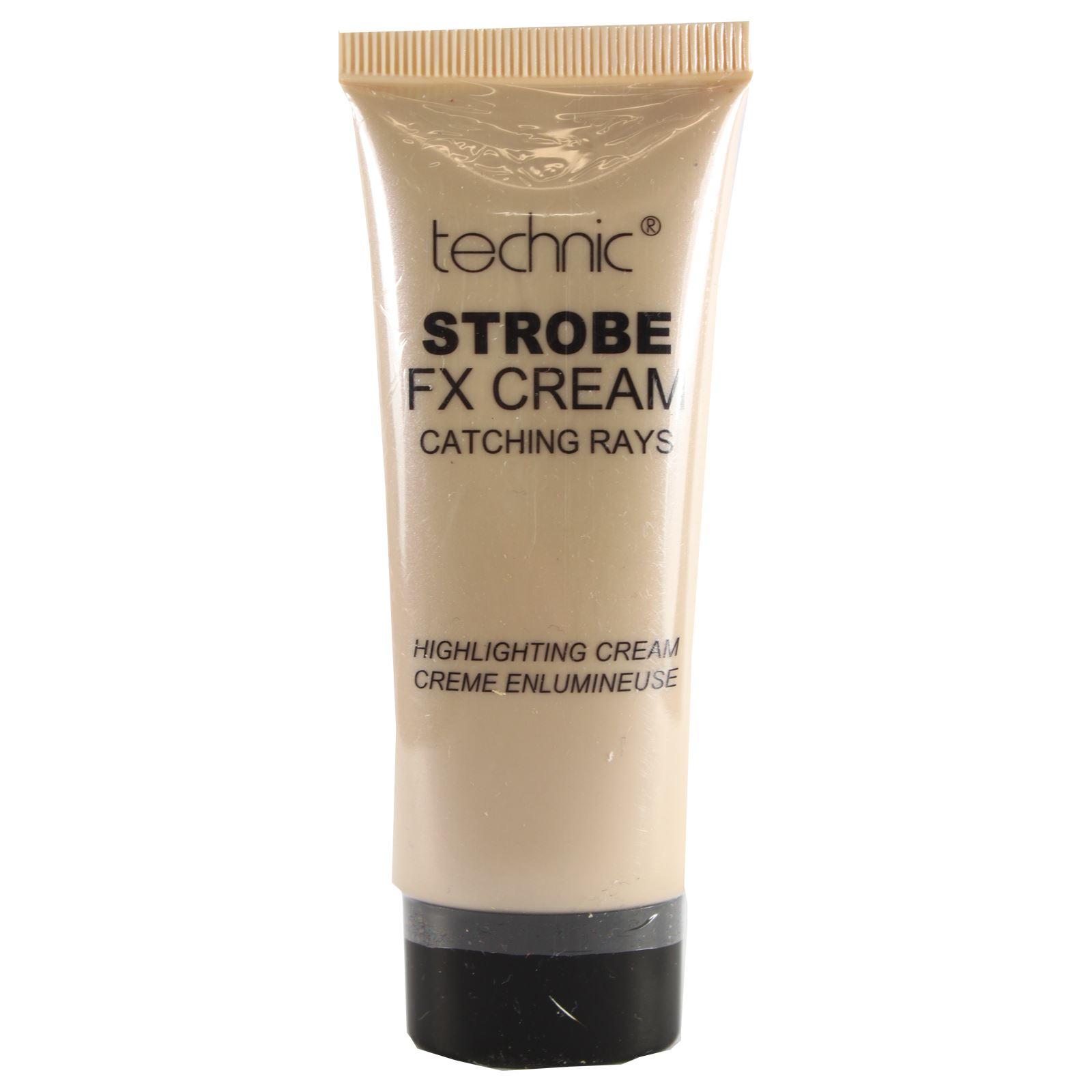 Technic-FX-Strobe-evidenziazione-Faccia-Crema-Rosa-Bronzo-Opal-Shimmer-EVIDENZIATORE