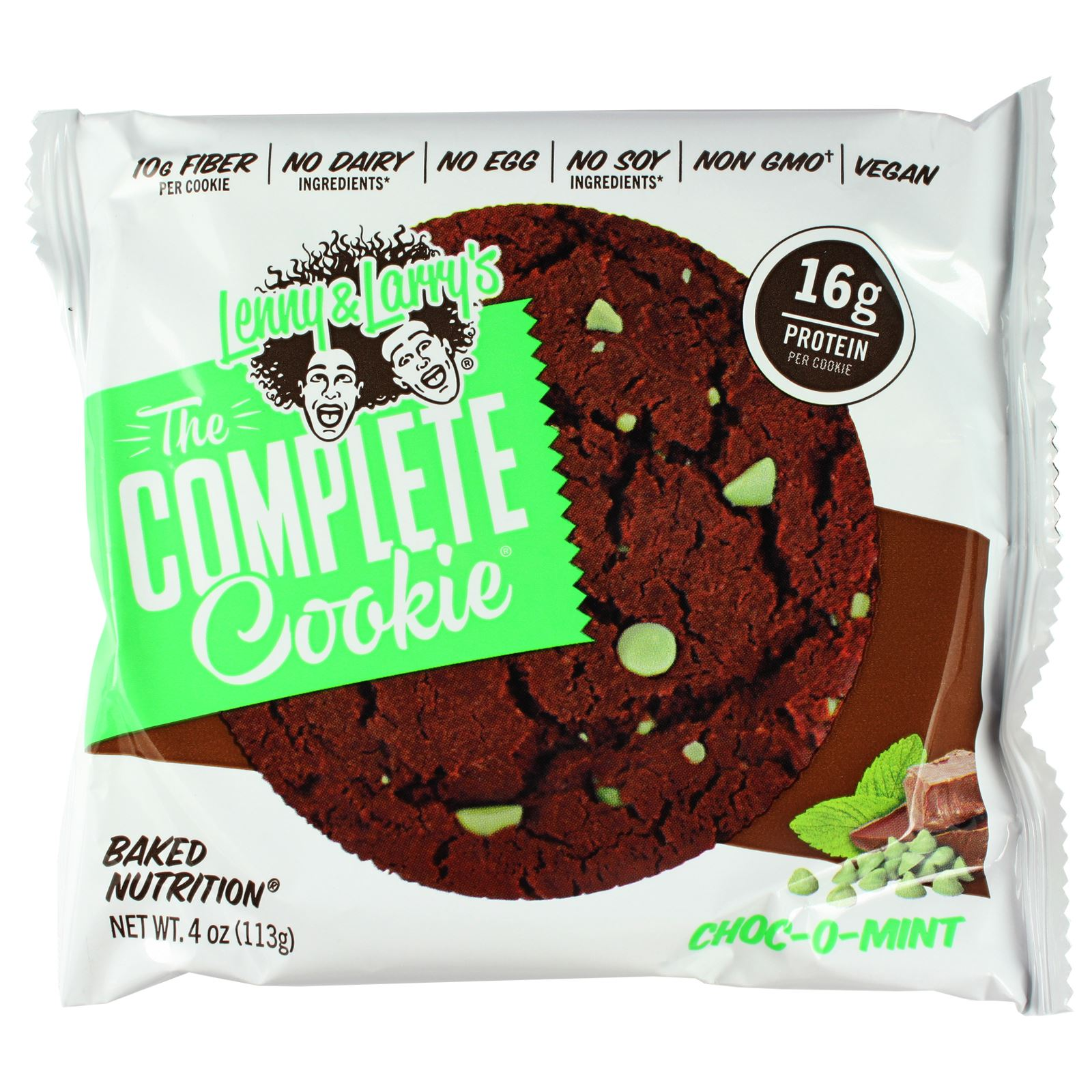 Lenny Larry Complete Cookie Vegan High Protein Cookie All Flavours