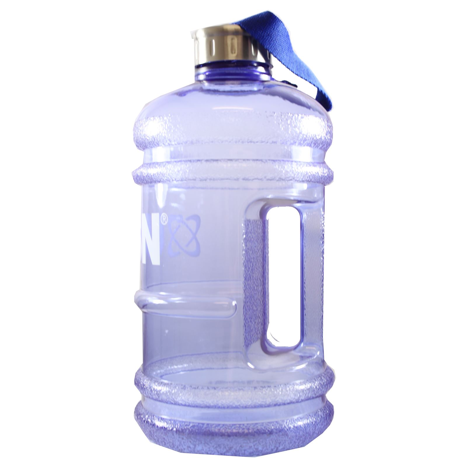 USN-Gym-Water-Jug-2-2-Litres-Half-Gallon-amp-1-Litre-BPA-Free-Black-Blue-Pink miniatura 5