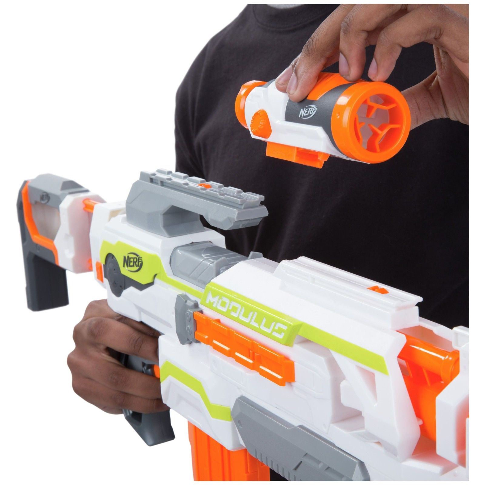 Nerf-N-Strike-Scatter-Strike-Blaster-Sniper-Dart-pistolet-Longshot-eau-Guns