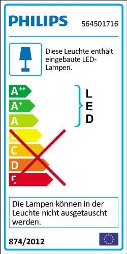 Philips Home Office Pendant Suspension VAGANZA Lighting Lamp