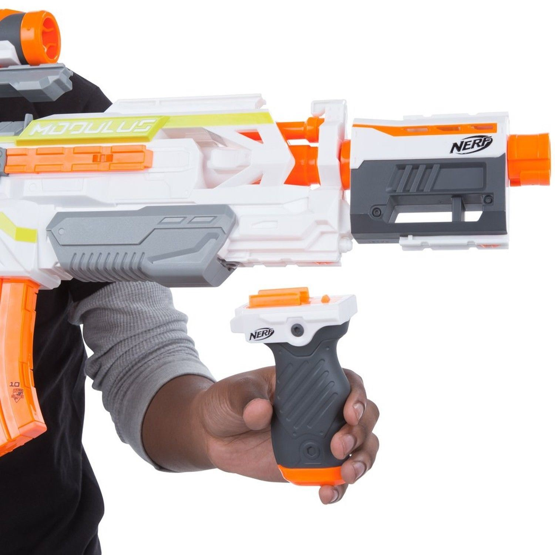 Pistola Nerf Firestrike Con Laser