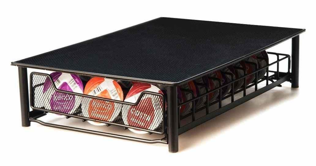 56 pod tassimo coffee capsule holder t disc dispenser stand drawer storage ebay. Black Bedroom Furniture Sets. Home Design Ideas