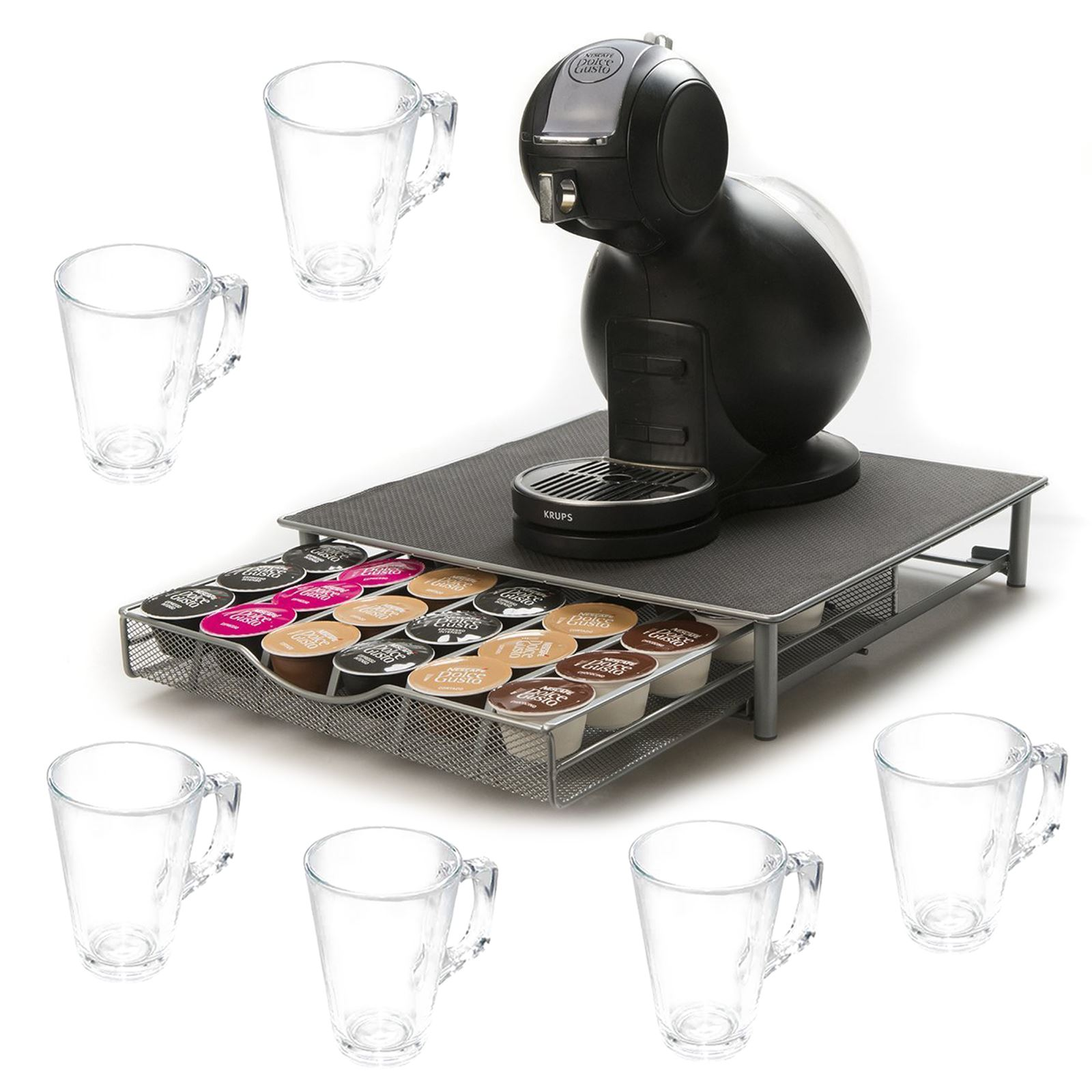 Dolce Gusto Glass Holder