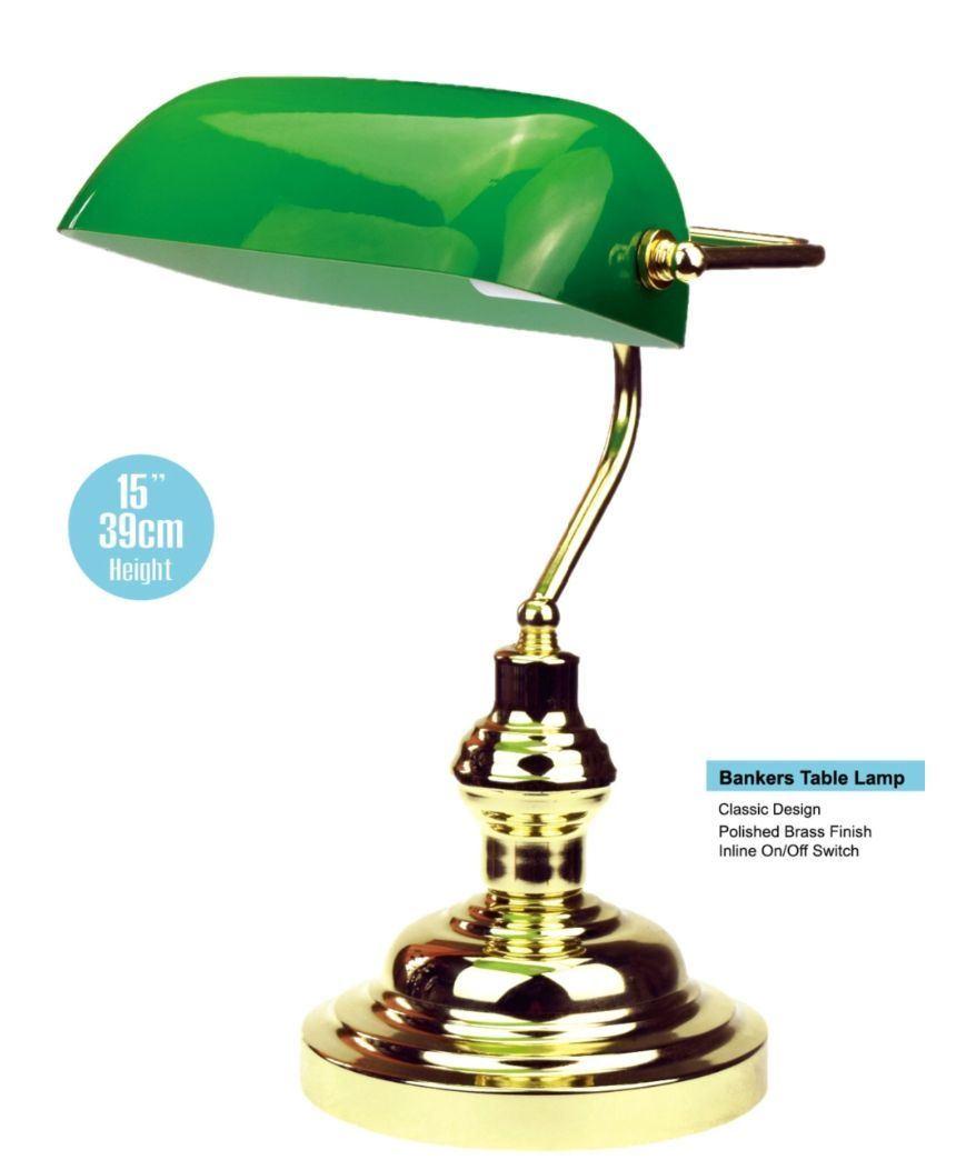 Desktop table touch lamps vintage globe bankers light brass lamp desktop table touch lamps vintage globe bankers light geotapseo Image collections
