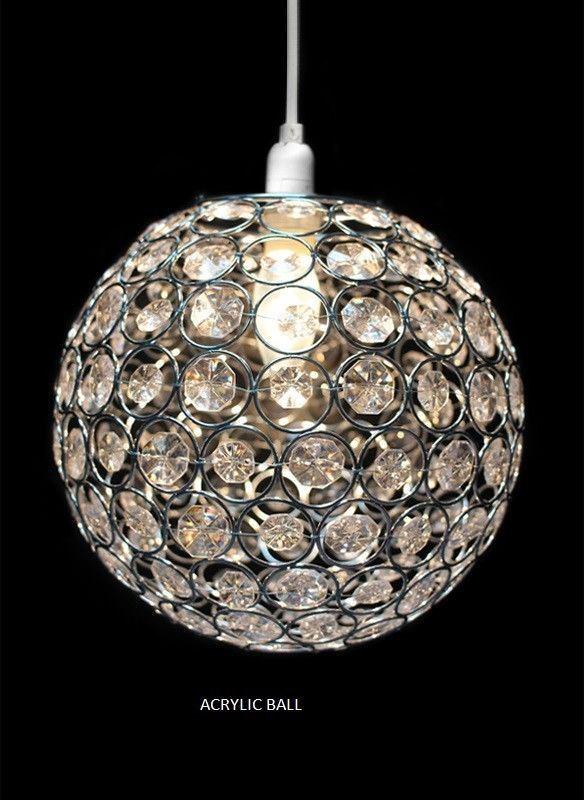 Modern chandelier style ceiling pendant light shade acrylic crystal modern chandelier style ceiling pendant light shade acrylic aloadofball Images