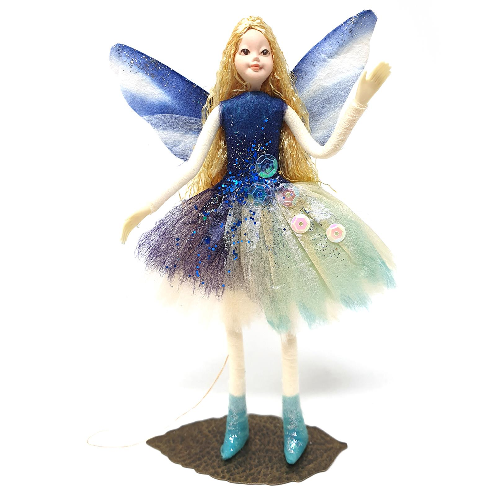 The-Fairy-Family-Collectable-Ornament-Mermaid-Forest-Fairies-Elf-Figurines-Gift thumbnail 30