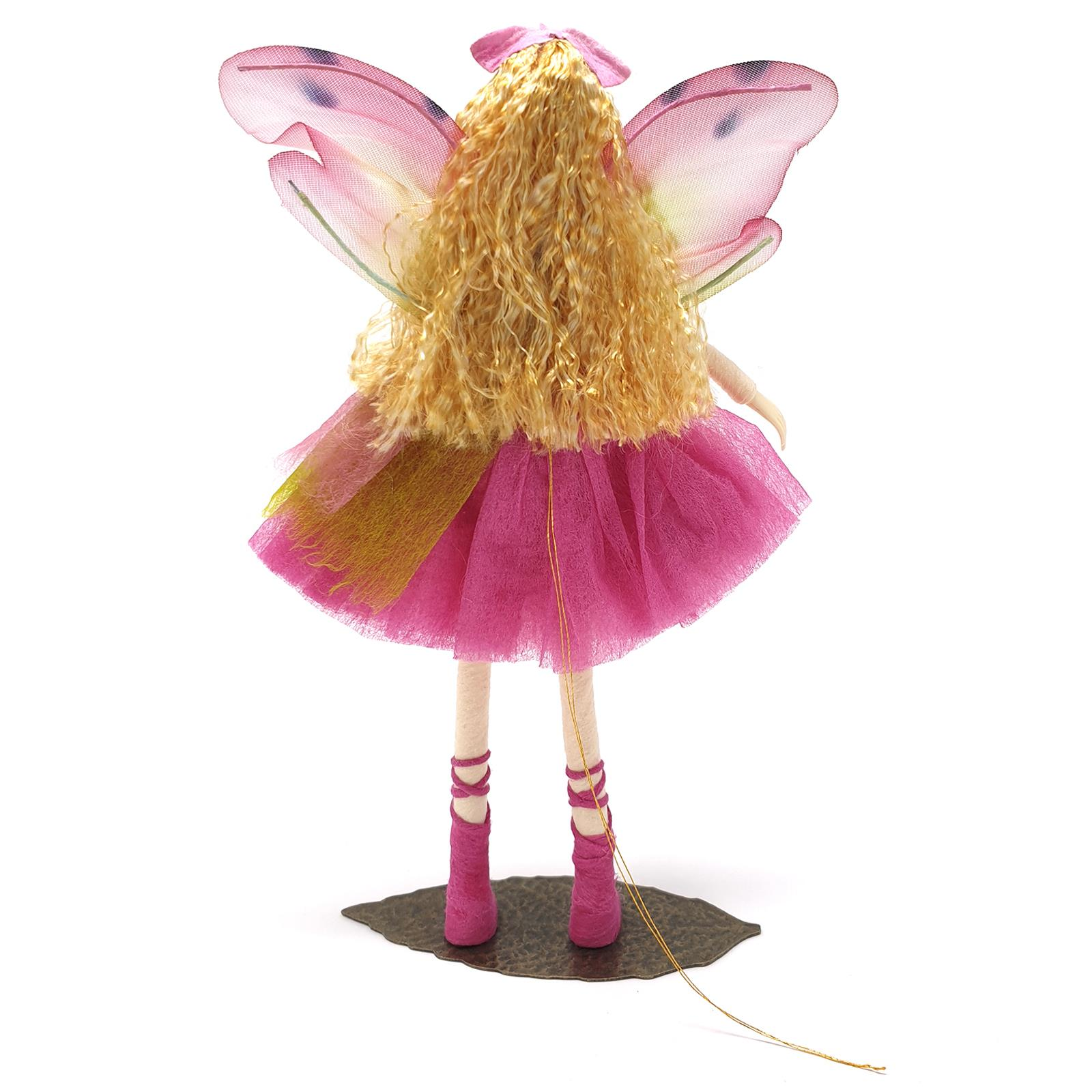 The-Fairy-Family-Collectable-Ornament-Mermaid-Forest-Fairies-Elf-Figurines-Gift thumbnail 39