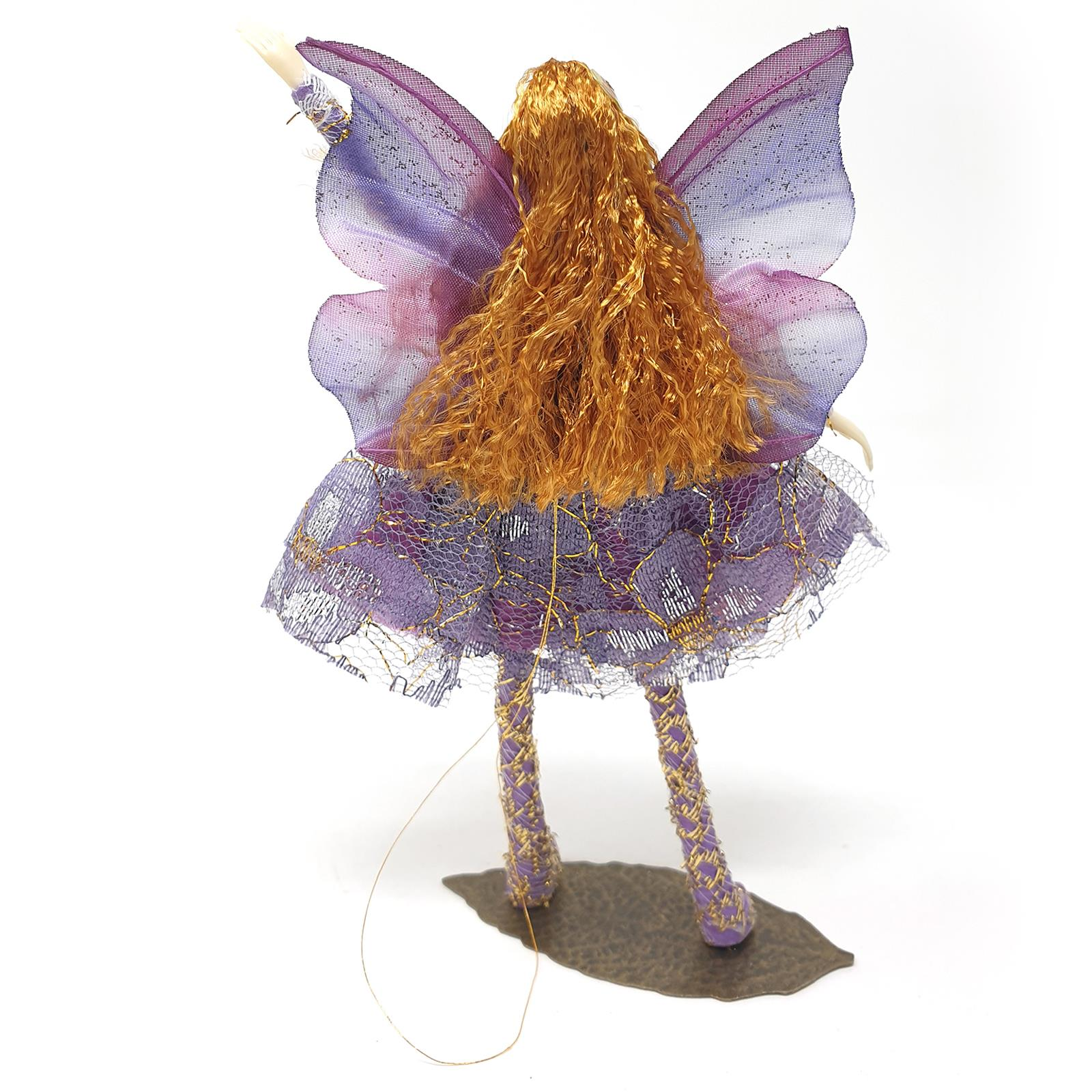 The-Fairy-Family-Collectable-Ornament-Mermaid-Forest-Fairies-Elf-Figurines-Gift thumbnail 41