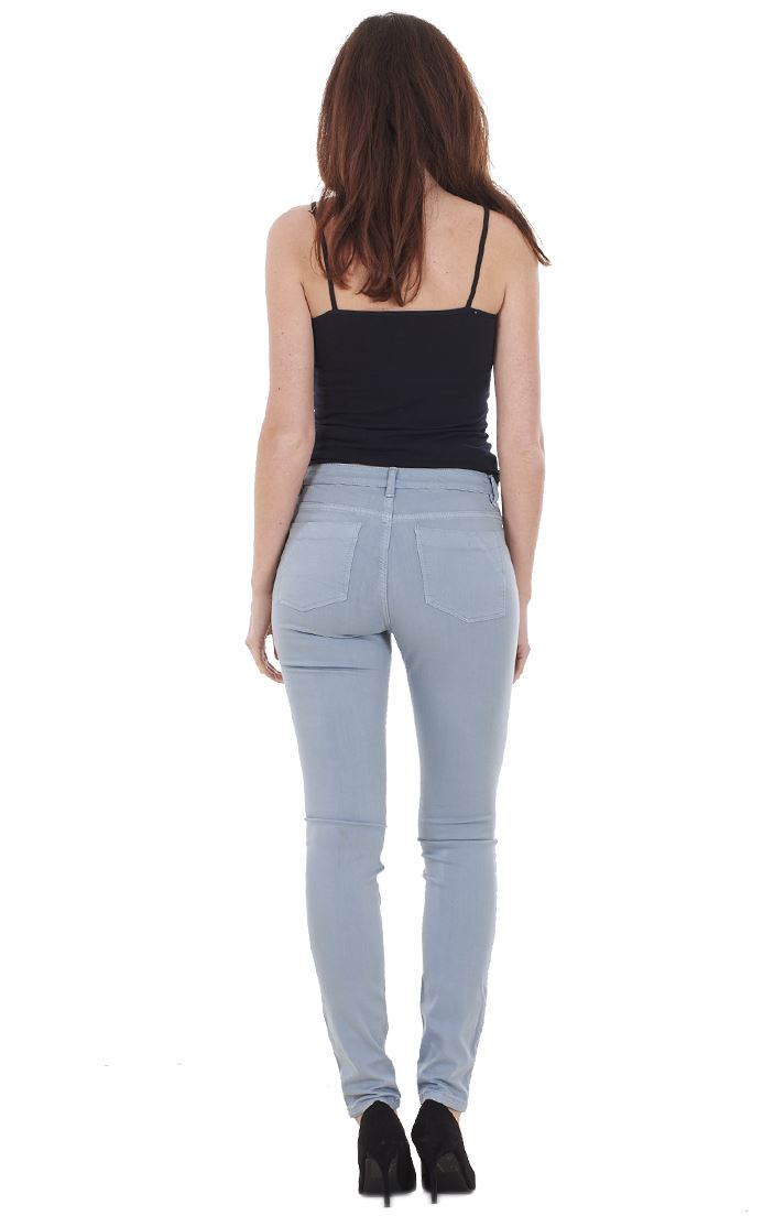 Ladies-Quality-Skinny-Jeans-Womens-Slim-Fit-Denim-Stretch miniatura 28
