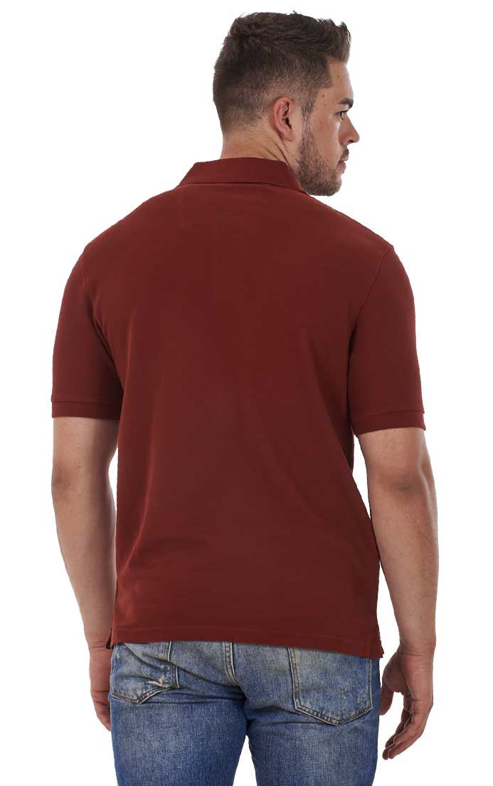 Men-039-s-ex-faMouS-store-Pure-Cotton-Plain-Top-Short-Sleeve-Polo-Tee-T-Shirt thumbnail 78