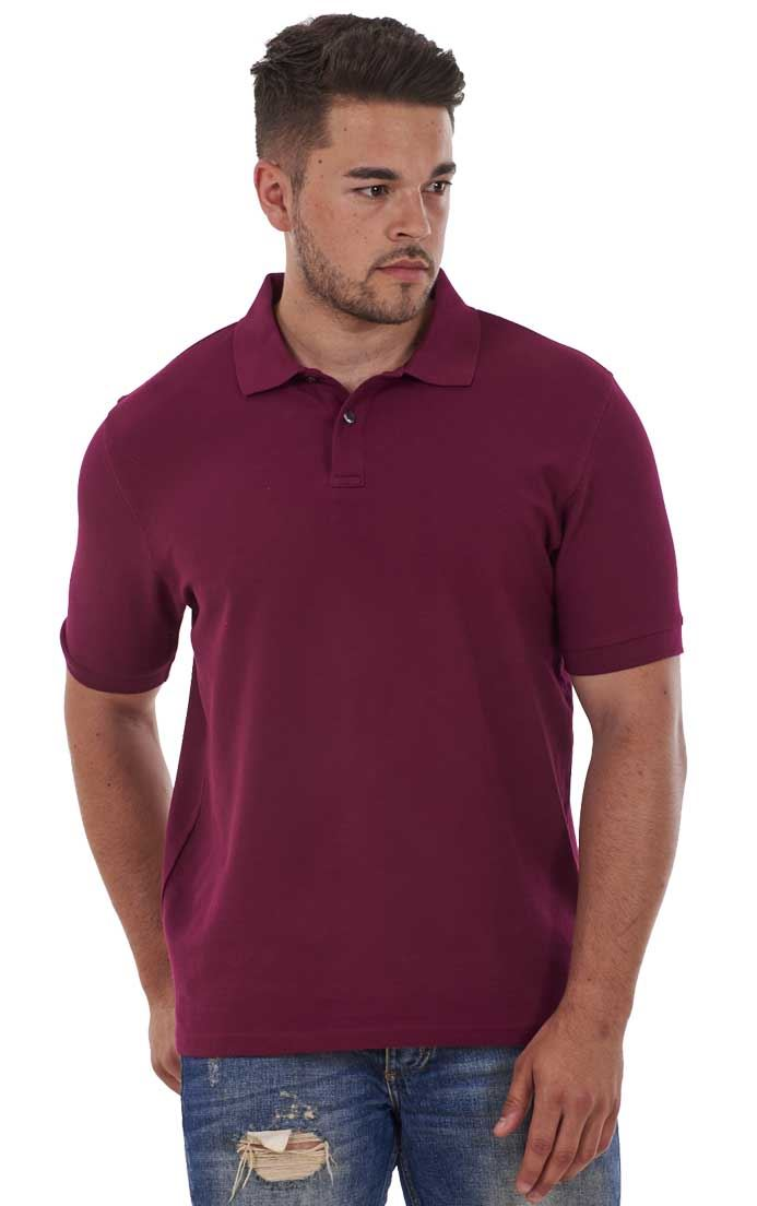 Men-039-s-ex-faMouS-store-Pure-Cotton-Plain-Top-Short-Sleeve-Polo-Tee-T-Shirt thumbnail 40