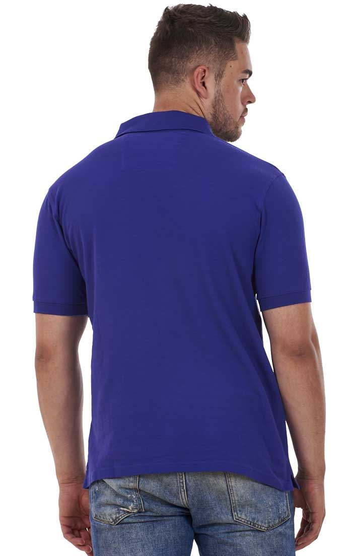 Men-039-s-ex-faMouS-store-Pure-Cotton-Plain-Top-Short-Sleeve-Polo-Tee-T-Shirt thumbnail 66