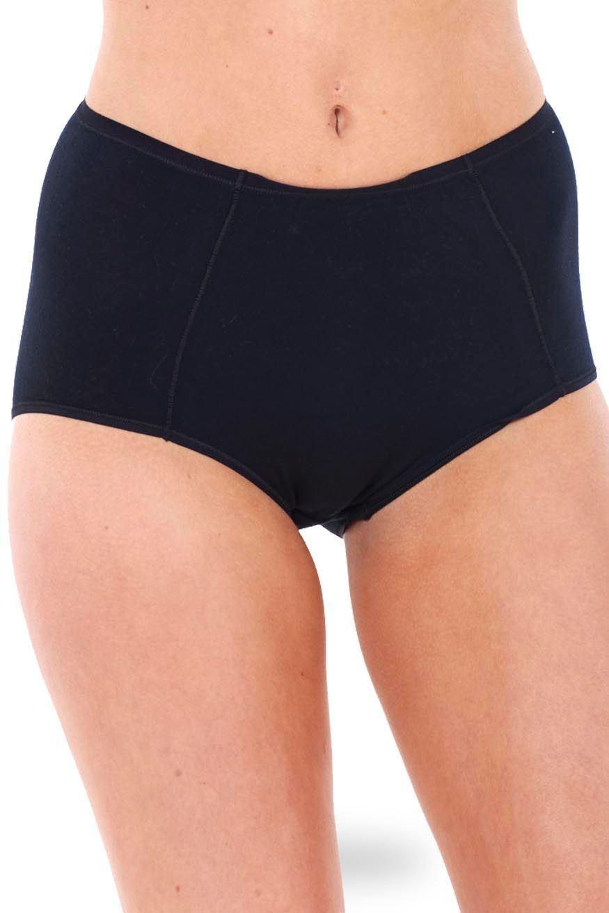 de56b2189f3 Sentinel Ladies 5 Pack No VPL Full Briefs Pants Comfort Knickers Cotton  Underwear