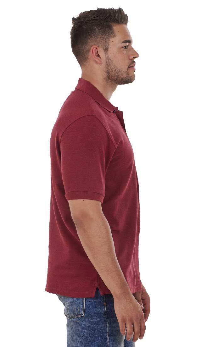 Men-039-s-ex-faMouS-store-Pure-Cotton-Plain-Top-Short-Sleeve-Polo-Tee-T-Shirt thumbnail 69