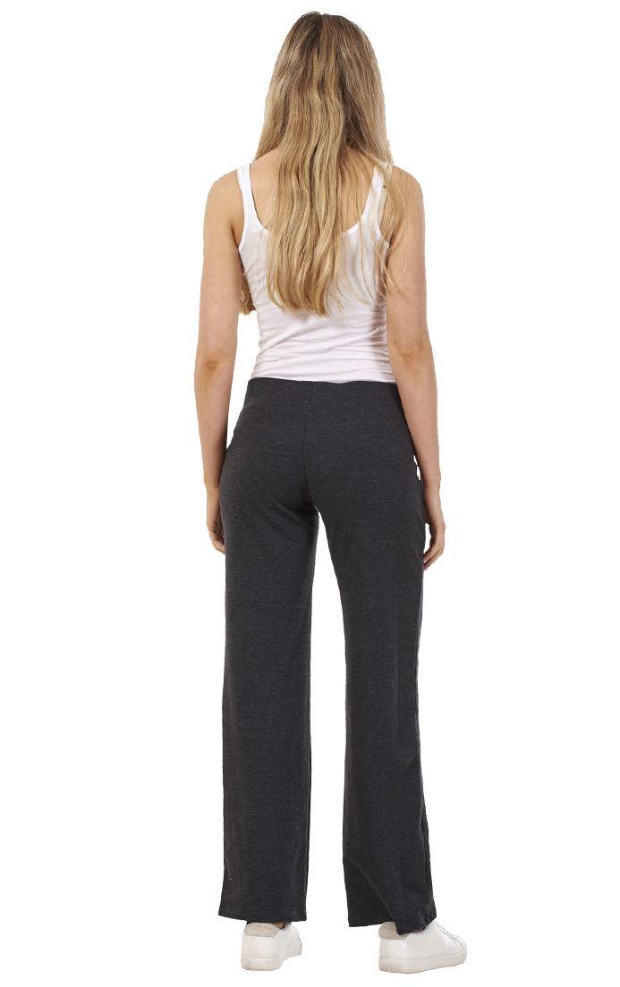 Ladies-Cotton-Stretch-Tracksuit-Bottoms-Sports-Gym-Straight-Leg-Joggers-Pants thumbnail 30