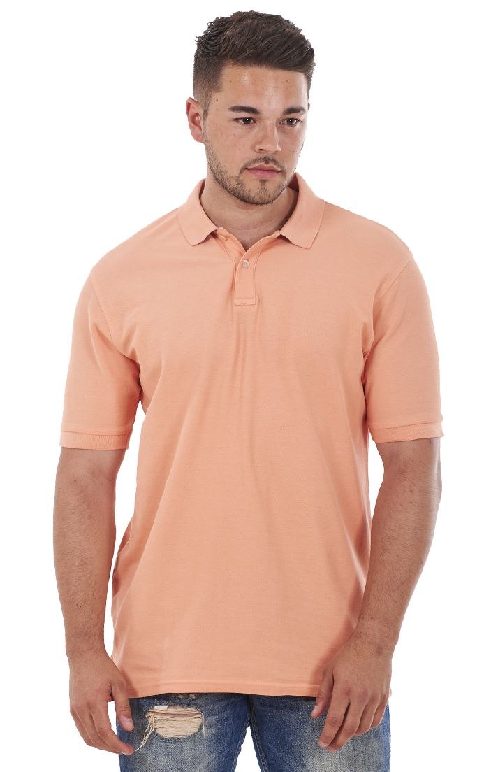 Men-039-s-ex-faMouS-store-Pure-Cotton-Plain-Top-Short-Sleeve-Polo-Tee-T-Shirt thumbnail 52