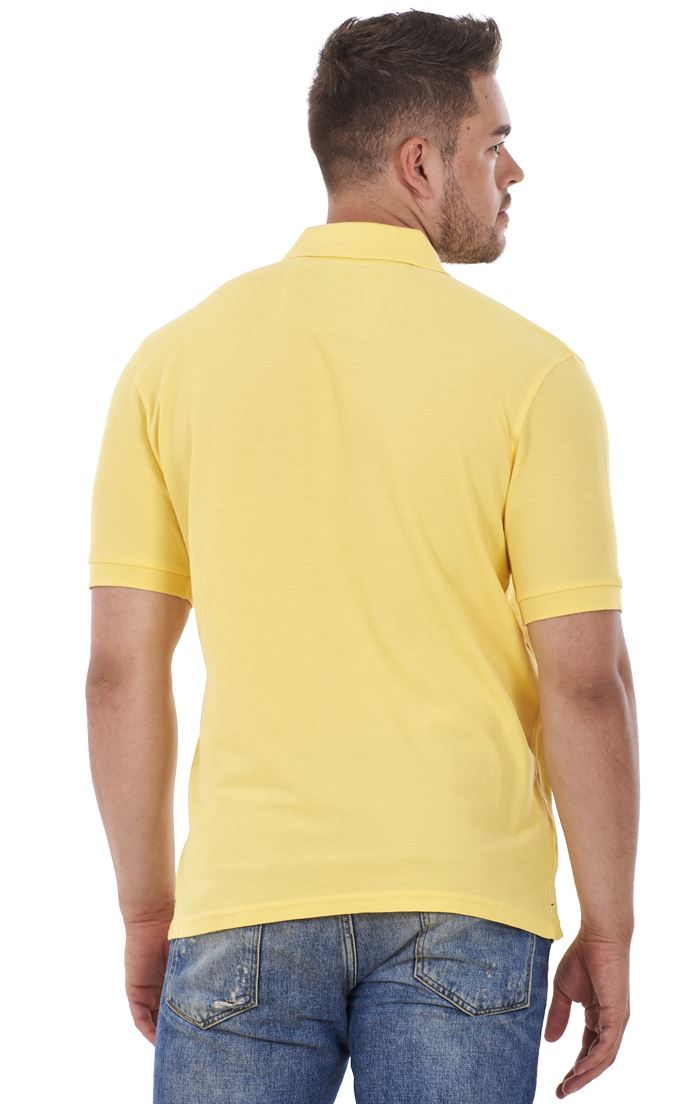 Men-039-s-ex-faMouS-store-Pure-Cotton-Plain-Top-Short-Sleeve-Polo-Tee-T-Shirt thumbnail 98