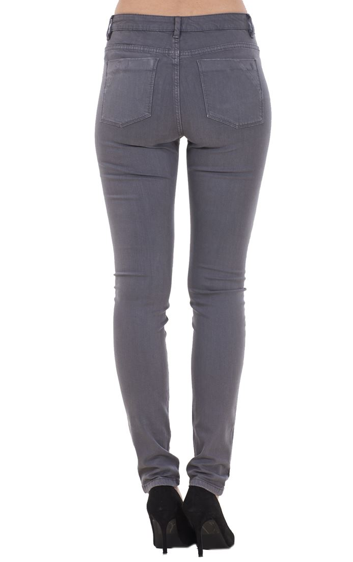Ladies-Quality-Skinny-Jeans-Womens-Slim-Fit-Denim-Stretch miniatura 17